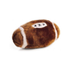 SPOT Plush Football Dog Toy