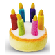 Multipet Birthday Cake Dog Toy