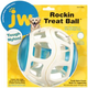 JW Pet Rockin Dog Treat Ball
