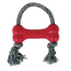 KONG Bone with Rope Dog Toy