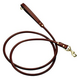 Mendota Leather Rolled Snap Dog Lead 4ft x 3/4in