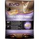 Evo Turkey/Chicken Dry Cat Food 15.4lb