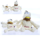 Multipet Flea Dog Toy 6in