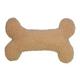 Patchwork Pet Fleece Jumbo Bone Dog Toy