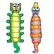 Fat Cat Water Bottle Crunchers Dog Toy