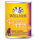 Wellness Just For Puppy Canned Dog Food 12 Pack