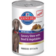 Science Diet Savory Stew Beef Mature Can Dog Food