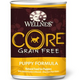 Wellness CORE Puppy Formula Can Dog Food 12 Pack