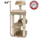 Majestic 44 Inch Casita Cat Furniture Tree
