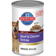 Science Diet Beef Chicken Entree Can Dog Food