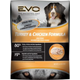 Evo Turkey/Chicken Lg Bite Dry Dog Food 28.6lb