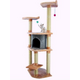 Armarkat A6401 Classic Cat Tree 64 inch Almond