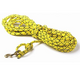 Mendota Super Dog Check Cord 30ft x 7/16in Yellow