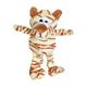 Patchwork Pet Mini Wild Bunch Dog Toy Lion