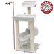 Majestic 44 Inch Bungalow Cat Furniture Tree