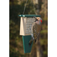 Suet Feeder With Tail Prop Hunter Green