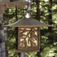 Pinecone Suet Feeder French Bronze