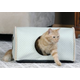 KH Mfg Indoor Kitty Camper Sage Cat Bed