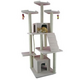 Armarkat Deluxe Cat Tree Model B8201 82in Ivory