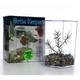 Lee's Aquarium Betta Hex Tank w/ Plant & Gravel