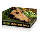 Hagen Exo Terra Terrarium Decor Crocodile Skull