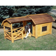 The Barn-Large Dog House