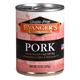 Evangers Grain Free 100 Pork Can Pet Food 24 Pack