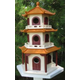 Pagoda House Birdhouse