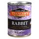 Evangers Grain Free 100 Rabbit Can Pet Food 24 Pk