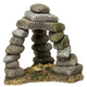 Blue Ribbon Triple Pebble Archway Ornament