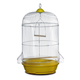Prevue Small Round Bird Cage Yellow