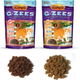Zukes G-Zees Glucosamine Cat Treat Turkey