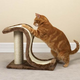 Meow Town Scratch N Slide Cat Scratching Post