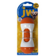 JW Pet Evertuff Squeaky Barbell Dog Chew Large