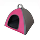 PetZip Little Pet Dome Pet House Pink