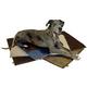 Muttluks Bio-Mats Blue Dog Bed 48x30