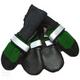 Fleece Lined Muttluks Green Dog Boots XX-Large