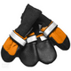Fleece Lined Muttluks Orange Dog Boots XXX-Small