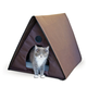 KH Mfg Outdoor Unheated Multiple Kitty-A-Frame