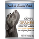 Daves Grain Free Duck/Sweet Potato Can Dog Food
