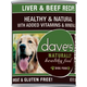 Daves Naturally Healthy Liver/Beef Can Dog Food