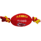 Kansas City Chiefs Plush Dog Toy