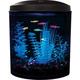 TOM GloFish Flatback Aquarium Kit