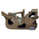 Blue Ribbon Supersize Sunken Galeon Ornament