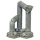 Blue Ribbon Corner Column Ruins Ornament