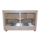 New Age Pet Natural Indoor Small Animal Hutch