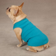 Casual Canine Ribbed Dog Tank XXS GRN