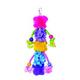 Prevue Calypso Creations Wild N Wooly Bird Toy