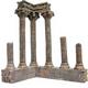 Zanusa Corner Column Tank Ornament