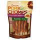 Premium Pork Chomps Mini Twistz Dog Chews S Potato